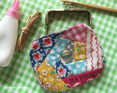 chick chick sewing: sewing bags and pouches