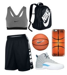 """Untitled #14"" by tiya013 on Polyvore featuring NIKE and Casetify"
