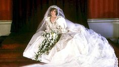 Princes William and Harry to receive Princess Diana's wedding gown