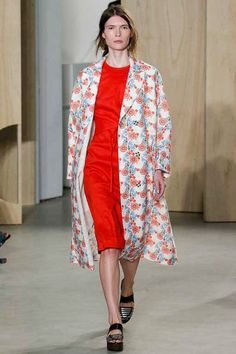 Creatures of the Wind Spring 2015 RTW – Runway – Vogue