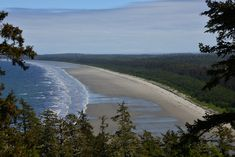5 great beaches in BC. North Beach in Haida Gwaii. Family Vacation Destinations, Vacation Trips, Vacation Ideas, Travel Destinations, Lanai Island, Haida Gwaii, Newfoundland And Labrador, North Beach, Destin Beach