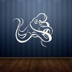 Wall Decal Decor Decals Sticker Octopus Tentacles Animal Sea Ocean Water Heart Pirate Water (M279) DecorWallDecals,http://www.amazon.com/dp/B00FWKP95E/ref=cm_sw_r_pi_dp_Qpw1sb0J84NGPM3M