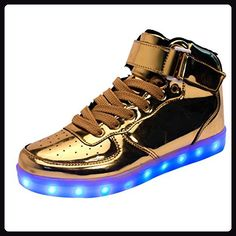 watch 57549 3389f Cheap female shoes, Buy Quality mujer zapatillas directly from China  fashion women shoes Suppliers light up Female High top LED Shoes zapatillas  deportivas ...