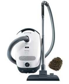 Miele Classic Olympus Canister Vacuum Cleaner, Lotus White – Corded - best canister vacuum for shag carpet Canister Vacuum Reviews, Best Canister Vacuum, Top Rated Vacuum Cleaners, Backpack Vacuum, Rainbow Vacuum, Best Vacuum, Shag Carpet, Canisters, Vacuums