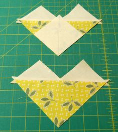no waste flying geese quilt tutorial