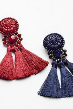 Current crush: Dazzle in Tassels! | Read more at H&M Magazine