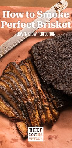 Because in Texas, if you're not smoking brisket, you're not really living. Check out our guide and delicious recipes!