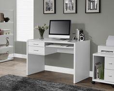 """Computer Desk - 48""""L / White"""