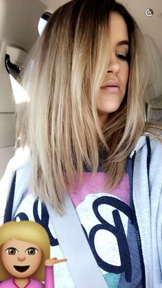 Nicole Guerriero hair | if I do blonde again I want it like this a bit more cool toned