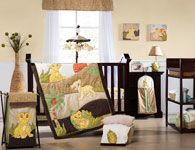 Lion King Nursery
