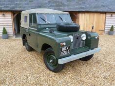 1963 Land Rover Series IIA - Survivor