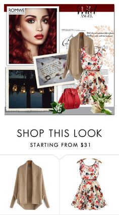 """""""Romwe contest"""" by eddy-smilee ❤ liked on Polyvore featuring мода, women's clothing, women's fashion, women, female, woman, misses, juniors и romwe"""