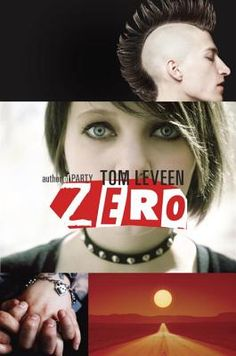 Zero by Tom Leveen--out in April. Preorder. Right now.