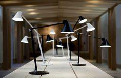 NYHET - NJP leselampe | Møbelgalleriet Stavanger | Designmøbler