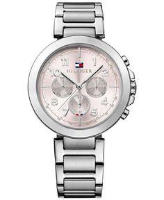 Tommy Hilfiger Women's Stainless Steel Bracelet Watch 40mm 1781451