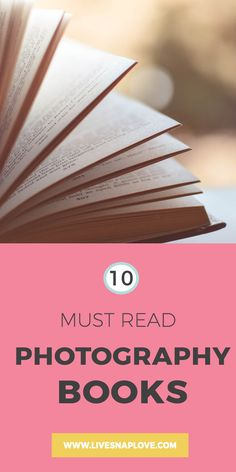 Photography Books | 10 Must Read Photography Books