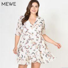 ... ретро модные пляжные Мини платья 6XL 7XL купить в магазине Me We Store  на AliExpress. plus size fashion for women. Summer Dress 2018 Plus Size 5XL  ... 51fb591aa6e2
