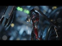 Captain America 3 - Ant-Man | official german TV spot (2016) Paul Rudd - YouTube