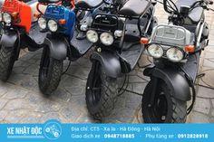 Honda Zoomer 50cc  Scooter cá tính cho giới trẻ Việt