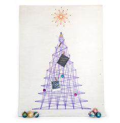 A Yarn Tree DIY!