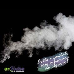 Dica de saúde para esse inverno: - Evite contato com a fumaça do cigarro, o fumo passivo também contribui para doenças respiratórias.