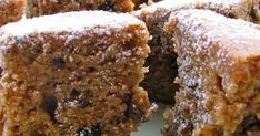Delicious and easy to make US Washington Applesauce Raisin Cake recipe with detailed step by step description. Washington Applesauce Raisin Cake recipe make it - Worldcuisine. Spice Cake Recipes, Pudding Recipes, Baking Recipes, Dessert Recipes, Pear Recipes, Quick Recipes, Cupcake Recipes, Sweet Recipes, Crockpot Recipes