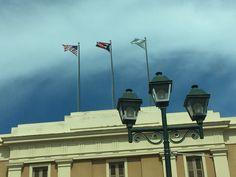 19 de septiembre de 2016 9:30am Viejo San Juan #banderasyescudosVSJ #Sagradoagosto2016