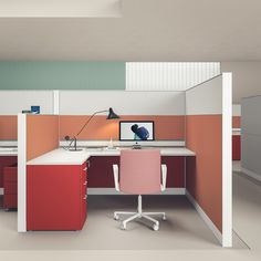 Self Business, Office Interiors, Home Organization, New Work, Corner Desk, Set Design, Architecture, Bedroom, Organize
