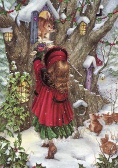4d5a9233e9364c87dce307ddfca6ad45--victorian-christmas-christmas-art.jpg (736×1053)