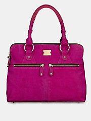 ModaluPippa Leather Grab Bag