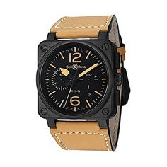 Bell&Ross ベル&ロス AVIATION BR 03 42 MM BR 03-94 CHRONOGRAOPHE BR 03-94 HERITAGE [正規品]