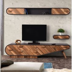 The How to Set Up Your Living Room ( Without a Focus on the TV ) Pitfall - myriadinspira unit decor Scandi