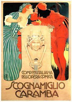 Opera Italian Comic Opera