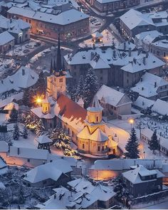 Stunning Brasov in winter, Romania Brasov Romania, Visit Romania, Romania Travel, Winter Photos, Travel Abroad, Adventure Is Out There, Wonderful Places, Beautiful Places, Amazing Places