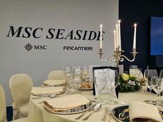 MSC Crociere e Fincantieri celebrano il float out di MSC Seaside. Speciale visita a bordo a Monfalcone | Dream Blog Cruise Magazine