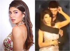Popular Bollywood actress Jacqueline Fernandez and '365 Days' star Michele Morrone were spotted together for a photoshoot in Dubai.