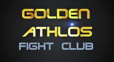 ΓΝΩΜΗ ΚΙΛΚΙΣ ΠΑΙΟΝΙΑΣ: (Video) Παρουσίαση του Golden Athlos FightClub Kilkis Fight Club, Company Logo, Logos, Logo