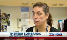 Appear on TV - While they spelt my name incorrectly, in 2013 I was interviewed by WIN news and my interviewed was aired on the local Gippsland news to discuss the formation of the AIOP Bairnsdale branch