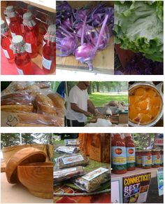 Newtown's Tuesday Farmers Market at Fairfield Hills - 2-6 pm