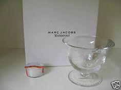 Waterford Marc Jacobs $95 Crystal Jean Tealight NIB | #76956803