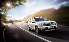 Renault Duster on Behance
