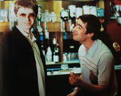 I don't believe in the world outside my room Liam Gallagher Oasis, Noel Gallagher, Banda Oasis, Oasis Music, Oasis Band, Liam And Noel, The Verve, Just Believe, Britpop