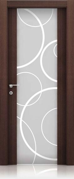 Glass Collezione FerreroLegno: porte con cristallo | FerreroLegno