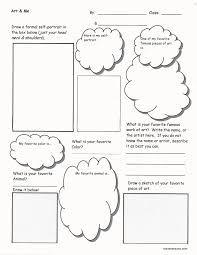 Image result for student art worksheets