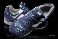 "New Balance 576 ""Camo"" – Navy / Camo"