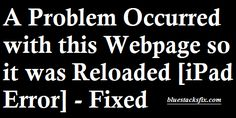 Here you will get the best guide on how to Fix A Problem Occurred with this…