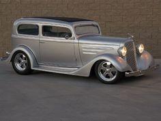 1935 Chevy Standard Sedan