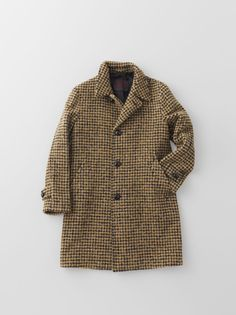 Tweed coat | ARTS&SCIENCE