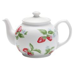 Still searching for the perfect strawberry teapot...