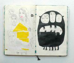 3 heads  Jenny Meilihove